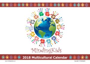 Multicultural Calendar