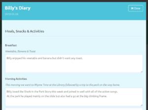 App Diary