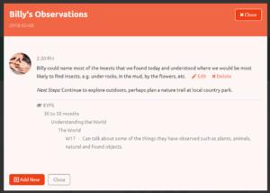 App Observation