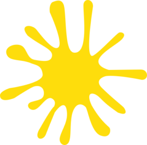 Yellow Splat