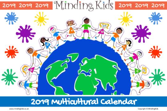 2019 Multicultural Calendar