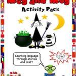Meg & Mog Activity Pack