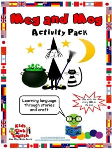 Meg & Mog Activity Pack