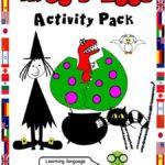 Meg's Eggs Activity Pack
