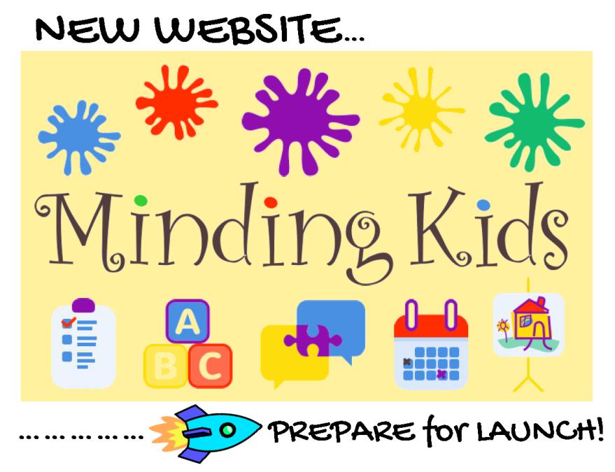 New Website - Prepare for Launch!