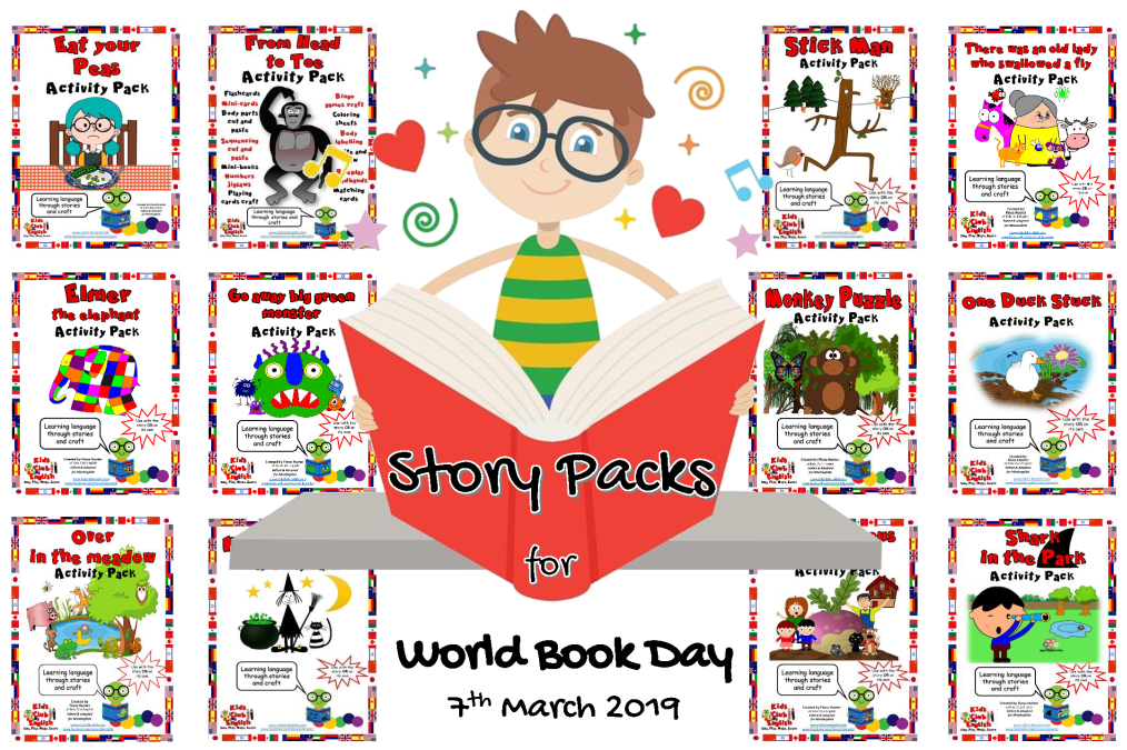 Story Packs for World Book Day