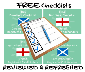 Free Checklists Reviewed & Refreshed