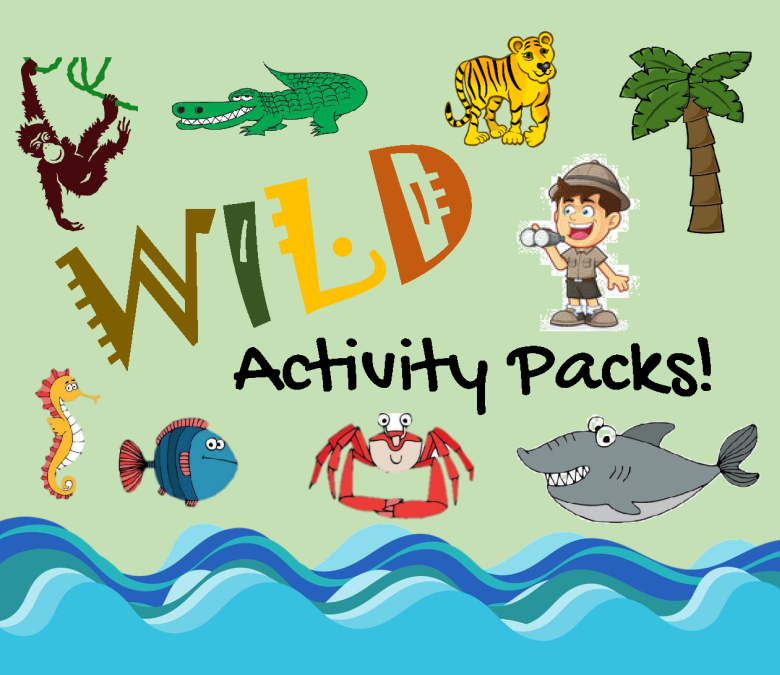 Wild Activity Packs