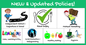 New & Updated Policies