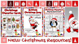 NEW Christmas Resources
