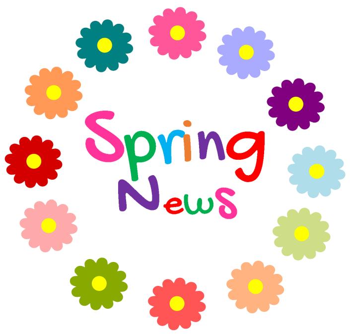 Spring News 2021