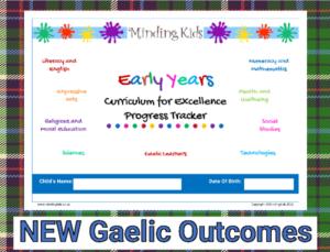 Gaelic Outcomes