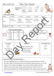 Baby Day Report_EXAMPLE