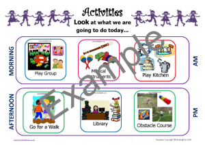 Daily Activity Plan_example