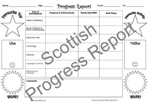 Scottish_Progress Report