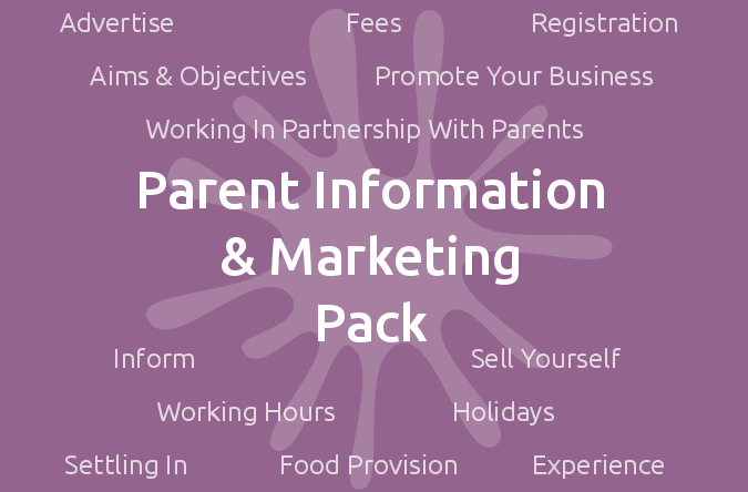 Parent Information & Marketing Pack
