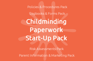 Childminding Paperwork Start-Up Pack