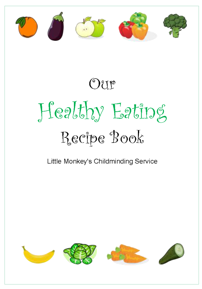 Healthy Eating Pack - MindingKids