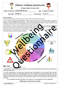 Children's Wellbeing Questionnaire_EXAMPLE_Page_1