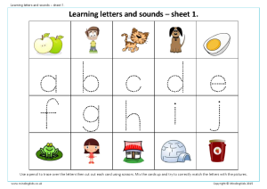 Learning Letters & Sounds_1
