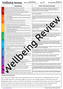 Wellbeing Review_EXAMPLE