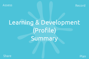Learning & Development (Profile) Summary