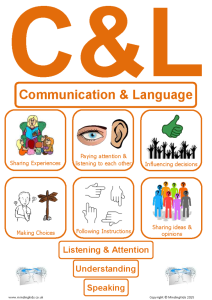 Communication & Language