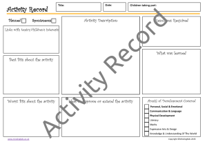 Activity Record Sheet_EYFS_Page_1