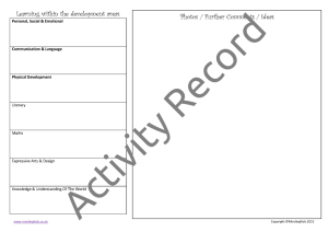 Activity Record Sheet_EYFS_Page_2