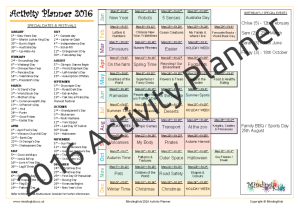 Activity Planner 2016_example