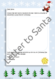 Letter to Santa2