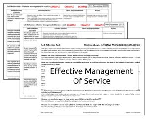 IMAGE_ Effective Management of Service