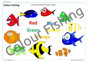 Colour Fishing