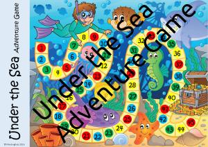 Under the Sea adventure game