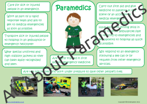 All About Paramedics
