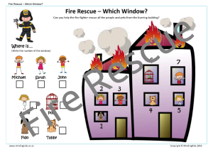 Fire Rescue - Which Window