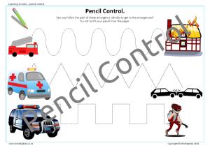 Pencil Control