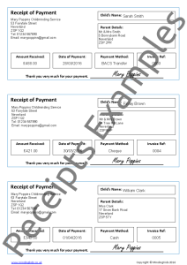 Receipt Template_EXAMPLE