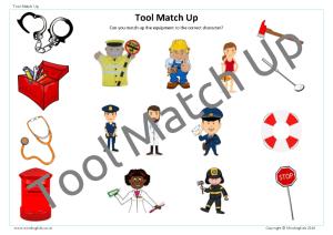 Tool Match Up