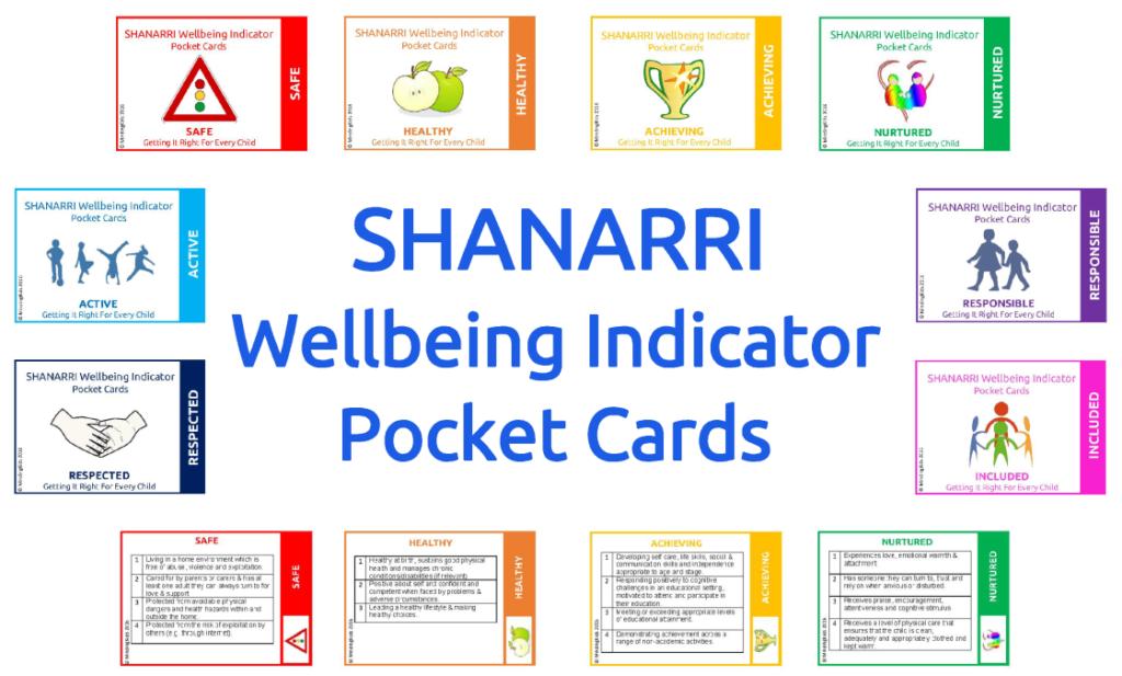 SHANARRI Pocket Cards