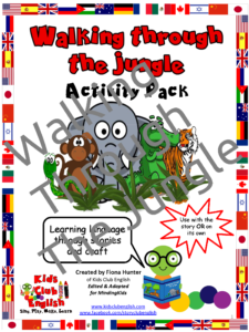 Walking through the jungle - Activity pack (1)_Page_01