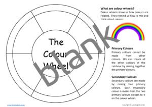 colour wheel_BLANK