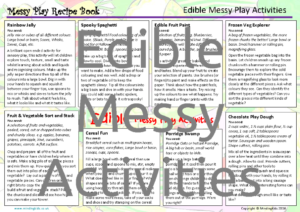 edible-messy-play-activities