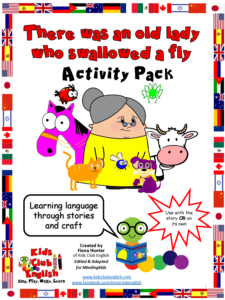 There was an old lady who swallowed a fly Activity Pack