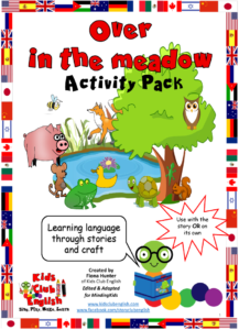 Over in the meadow Activity Pack