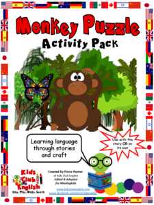 Monkey Puzzle Activity Pack