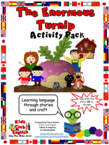 The enormous turnip Activity Pack