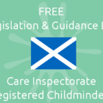 Free Legislation & Guidance List - Care Inspectorate