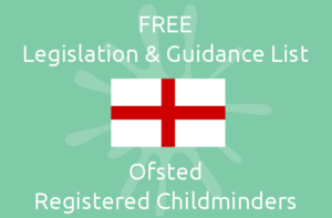 Free Legislation & Guidance List - Ofsted