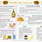Pancake Day Activity Ideas Sheet